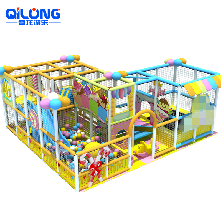 Soft Indoor Playground