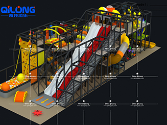 How to choose a good indoor children's playground equipment supplier?