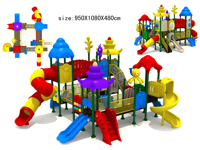 Kids Outdoor Playground Items