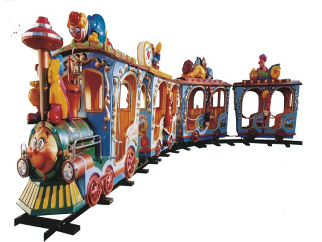 Outdoor Trackless Train