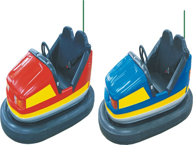 Amusement Battery Bumper Cars