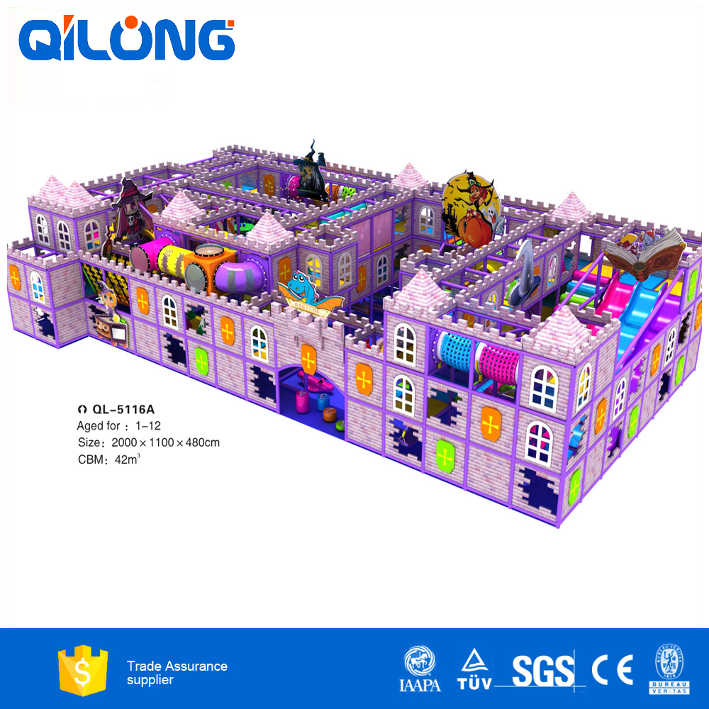 Multi-function Indoor Playground