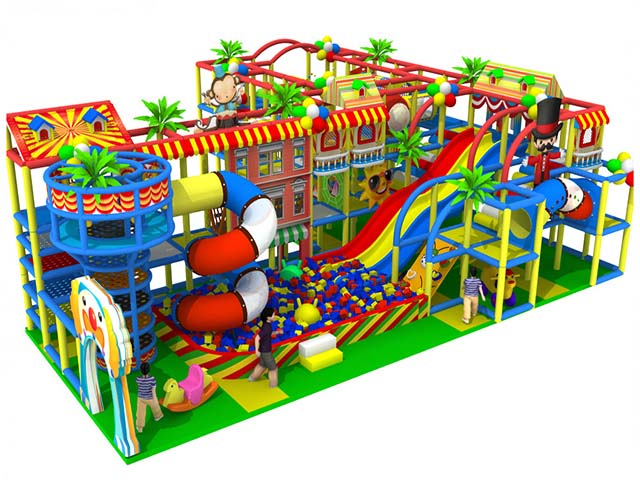kidsports indoor play
