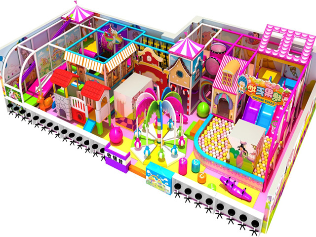 Fun indoor playground for homefor sale kindergarten playground children