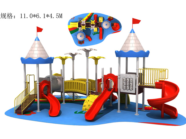 outdoor playground for yard