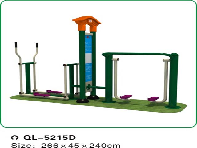 kids outdoor fitness equipment