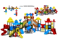 Large Outdoor Playground Equipment Sale