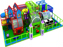 Ce Certificated Indoor Playground