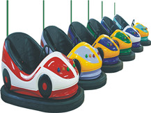 Top Fun Kids Bumper Car