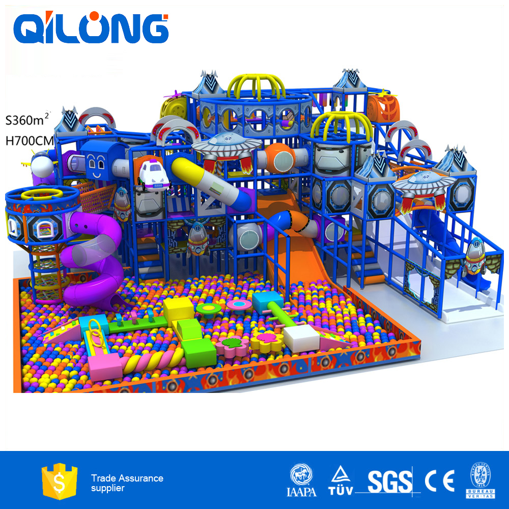 Indoor Toddler Playground