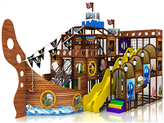 Latest Design indoor playground & exclusive party venue