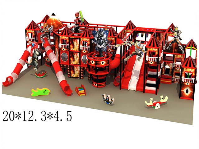 Children Commercial amusement indoor play house playground