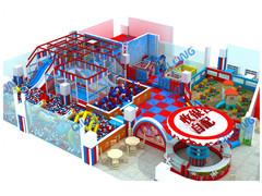 Attractive kids children outdoor playground jungle gym playground children used commercial amusement equipment