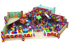 Indoor outdoor play Center ground Equipment
