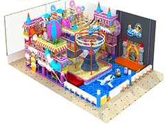 Playground project indoor playground for kids