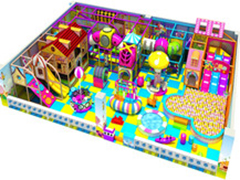 Attractive kids indoor playground for kids soft play indoor playground