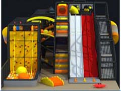 soft play indoor playground for sale