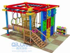 rope courses playground indoor