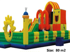 nflatable bouncer castle