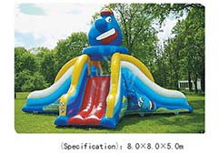 inflatable jump