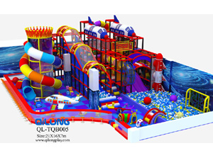 Nice Indoor Playground Fun Special for Kids