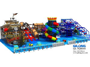 QL-TQB010 indoor playground for sale