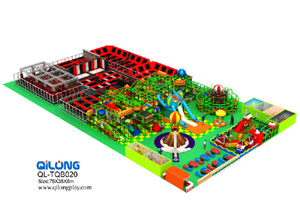 QL-TQB02 Multifunctional playground