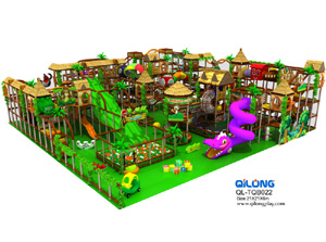 QL-TQB022 playground equipment for kids