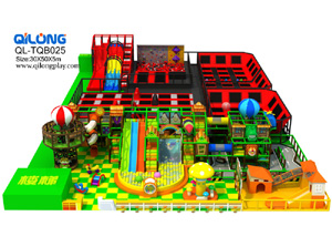 Good quality factory direct supply indoor playground children playgroud