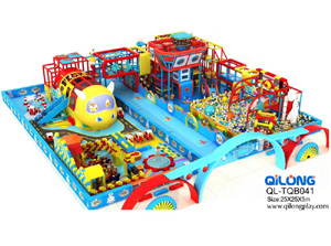 QL-TQB041 digital playground pirates