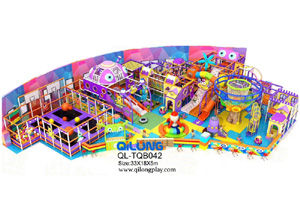 QL-TQB042 kids playground equipment