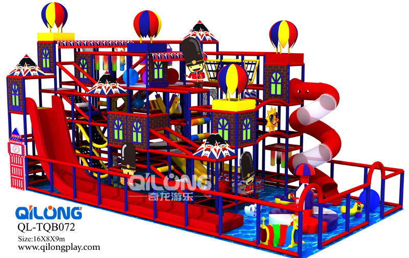 Factory supply playground supply landscape structures soft play areas