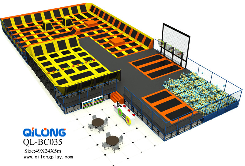 2020 New Business Plan Trampoline Park