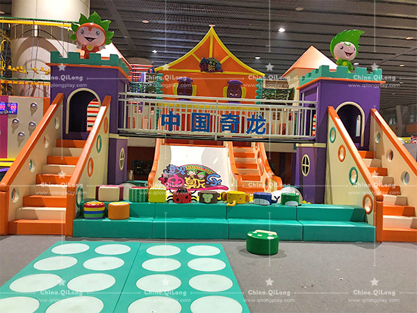 We finished 2018 IAAPA exhibition at Guangdong
