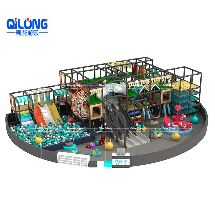 QL-TQB228 indoor playground prices