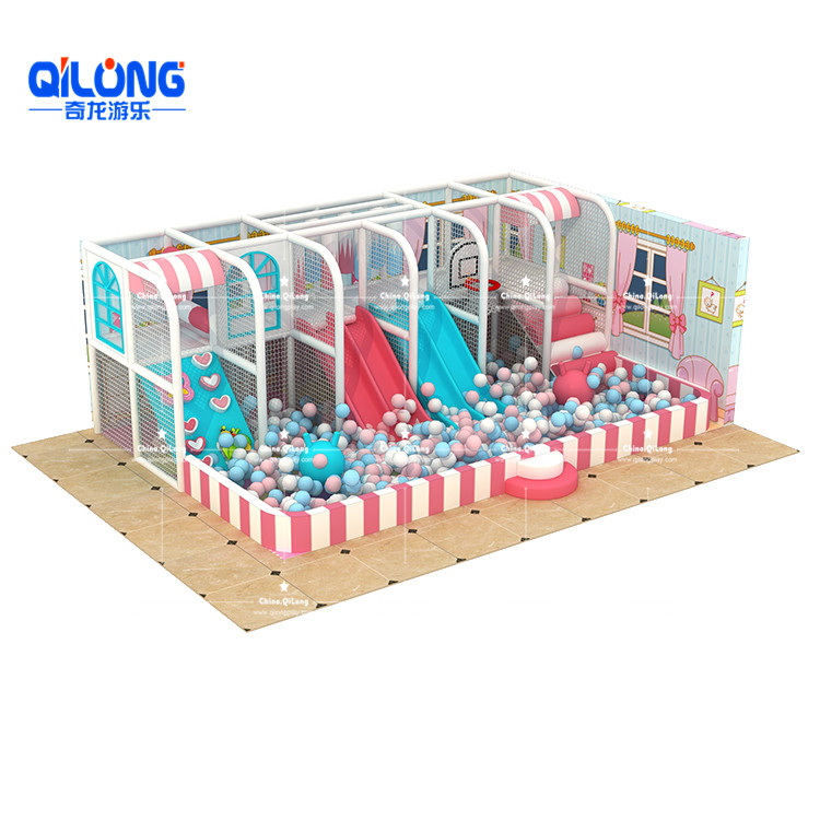 QL-TQB230  indoor playground prices