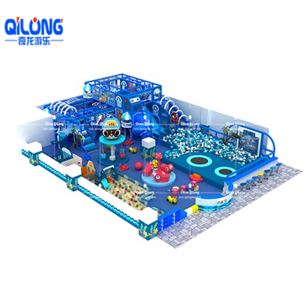 QL-TQB228 indoor playground equipment prices