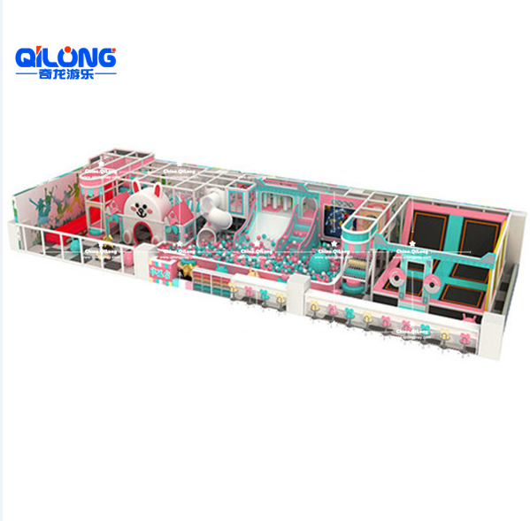 QL-TQB225 Indoor Amusement Playground prices