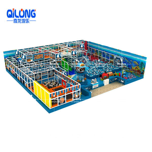 QL-TQB234 indoor playground prices