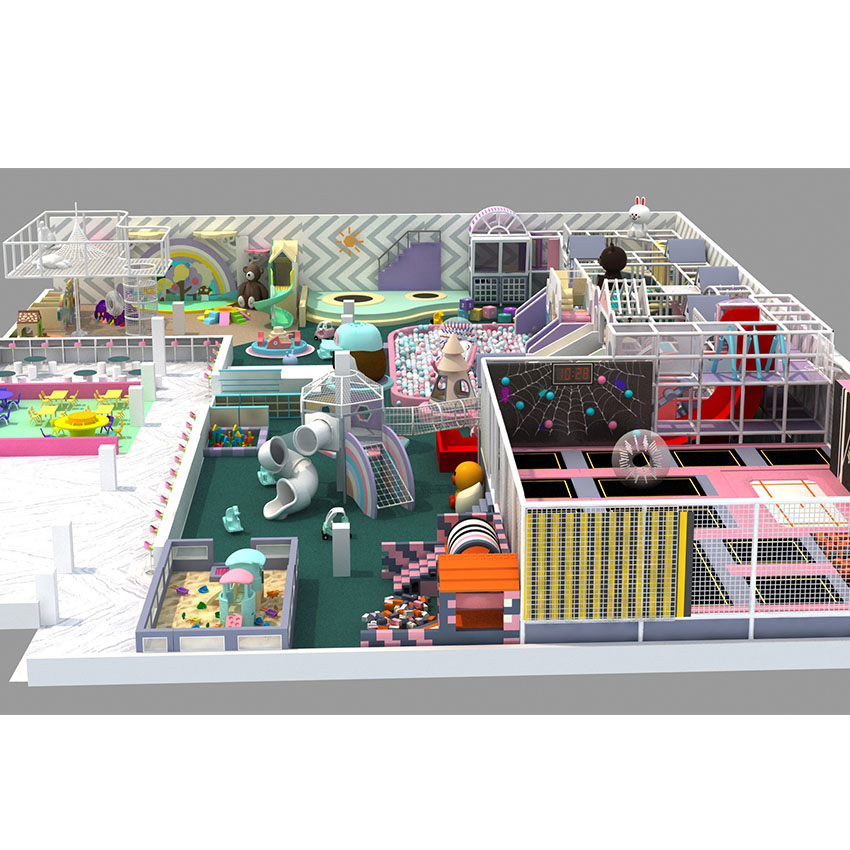 new style customize indoor playground